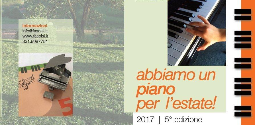Campusti Pianistico FaSolSi 2017