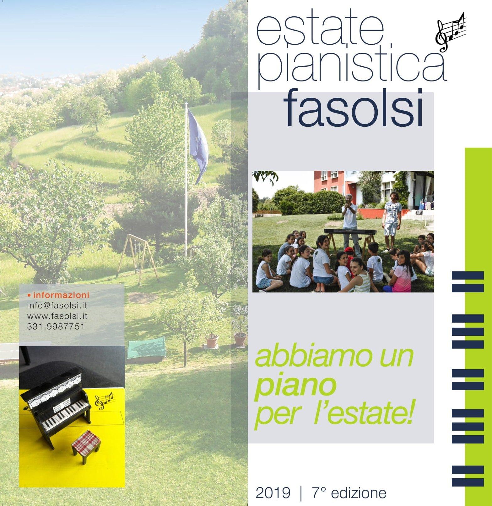 Campus Pianistico FaSolSi 2019